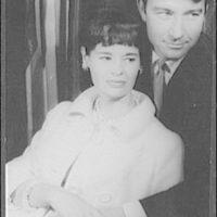 [Portrait of Gloria Vanderbilt and Wyatt Cooper]