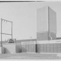 Public Service, Newark, New Jersey, Essex station. Detail III