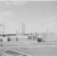 Public Service, Newark, New Jersey, Essex station. General view