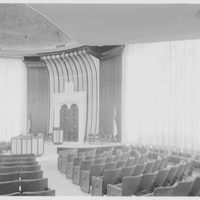 Shaare Zion Temple, 2030 Ocean Pkwy., Brooklyn, New York. Interior III