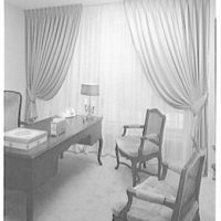 Warner Brothers Co., 90 Park Ave., New York City. Miss Morin's office