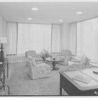 Warner Brothers Co., 90 Park Ave., New York City. Mr. Field's office, to windows