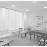 Warner Brothers Co., 90 Park Ave., New York City. Mr. Moriarty's office