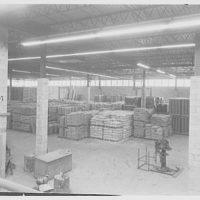 Krim-Ko Corp., Scotch Plains, New Jersey. Plant storage section