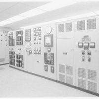 Public Service, Sewaren. Control room I