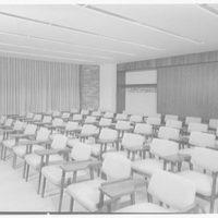 Courant Institute of Math, New York University, 251 Mercer St., New York City. Colloquium room II