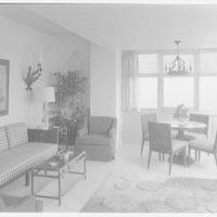 Essex House, penthouse apartment. Florida Room