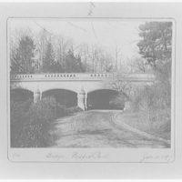 Prospect Park. Bridge