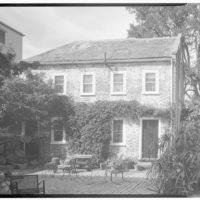 Isaac Mazyck House, North Dependency, 86 Church Street, Charleston,  Charleston County,